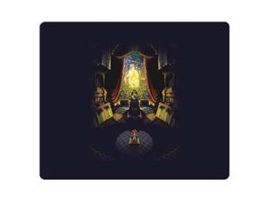 "Game mousemats rubber and cloth smooth Custom Chrono Trigger 9"" x 10"""