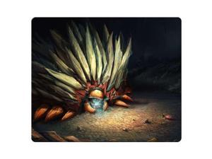 "Game Mouse Pads rubber + cloth with optical mice Stable Chrono Trigger 10"" x 11"""