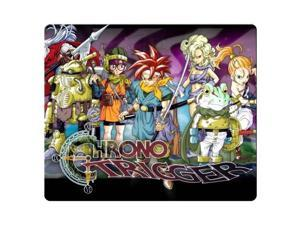 "Mouse Pads cloth and rubber Quality Perfect Chrono Trigger 8"" x 9"""
