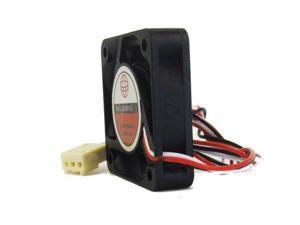 40mm 10mm Case Fan 24V DC 7.8CFM PC CPU Cooling Ball Bearing 3pin 687a*