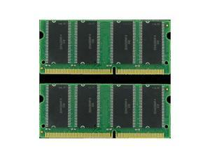 1GB (2X512MB) SDRAM MEMORY RAM PC100 7NS SODIMM 144-PIN