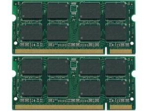 2GB (2x1GB) RAM Memory DDR2 Dell Latitude D520
