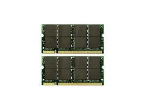 4GB (2X2GB) DDR2-800 SODIMM Laptop Memory PC2-6400
