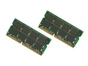 1GB 2x512MB PC133 SODIMM IBM Thinkpad X22 MEMORY