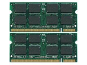 4GB (2X 2GB) IBM ThinkPad T61 Memory DDR2 SODIMM