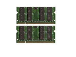 4GB (2x2GB) PC25300 DDR2 667MHz LAPTOP SODIMM for Acer Aspire 9520