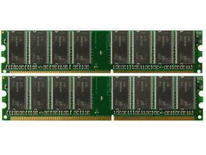 2GB (2X1GB) DDR Memory ASRock P4I65G