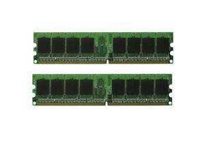 2GB DDR2 PC5300 667 PC2 5300 PC 5300 2X 1GB DESKTOP KIT