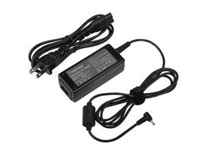 40W AC Adapter Battery Charger for Asus Eee PC 1001HA 1001P 1001PX Black