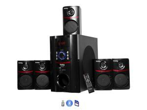 FS5010BT 800Watt Bluetooth 5.1 Surround Sound Home Theater Speaker System