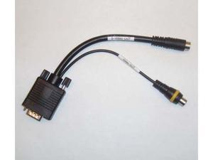 """8"""" inch VGA to S-Video/RCA (Composite) Adapter Cable"""