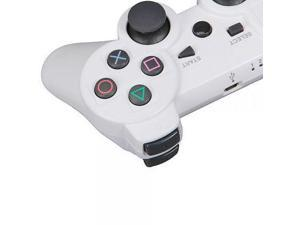 Wireless Bluetooth Gamepad Controller for Sony Playstation 3 PS3 WHITE