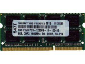 "8GB DDR3 1600MHz MEMORY RAM FOR for APPLE Mac mini ""Core i5"" 2.5 (Late 2012) MD387LL"