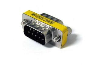15 HD/DB/15 VGA/SVGA KVM Gender Changer Adapter Male to Male M-M