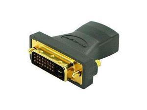 Female HDMI to Male DVI Adapter Converter Video Monitor Cable HDTV Male Female