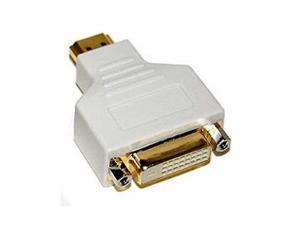 DVI to HDMI DVI-F/HDMI-M Video Converter Adapter Cable - NEW