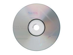 200 Ritek RiData Logo 52X CD-R CDR Blank Disc Storage Media 80Min 700MB