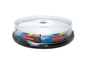 10 8X DVD+R DL Dual Double Layer Disc Storage Media 8.5GB Cake Box