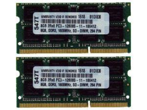 "16GB (2X8GB) DDR3 MEMORY FOR for APPLE Mac mini ""Core i5"" 2.5 (Late 2012) MD387LL/A"