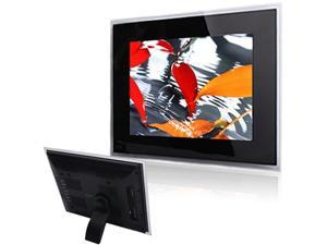 15 inch TFT Screen Digital Photo Frame MP3 MP4 Player + Remote Control