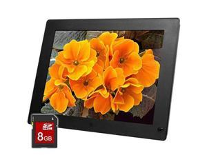 Micca 15-Inch 1024x768 High Resolution Digital Photo Frame With Instant-On Mo…