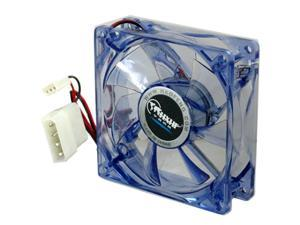 80mm DC 12V 2pin Cooling Fan For PC Case Cooler Replacement