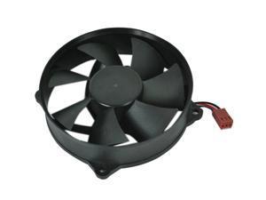 Rounded 95mm DC 12V Cooling Fan 3Pin For PC Case CPU Cooler Replacement