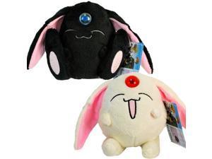 Tsubasa: Reservoir Chronicle Mokona Modoki Pair Plush Toy - Soel & Larg (2pc)