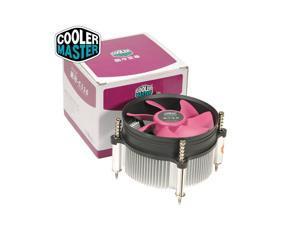 Cooler Master C116 90mm Fan with Copper Core Heatsink For Intel Socket LGA1155 LGA1156 LGA775 CPU Cooler