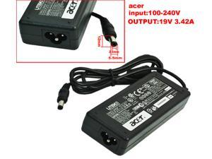 HQmade AC Adapter for Notebook Laptop Portable PC 19V Charger for Acer Aspire V5 V3 E1 Series Laptop Power Cord