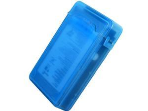 """HQmade Blue 3.5"""" External Hard Drive Plastic Carrying Protection Case Enclosures"""