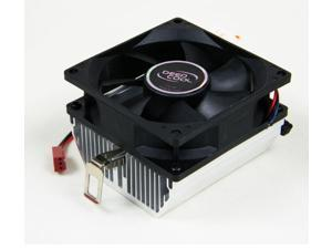DeepCool CK-AM209 CPU Cooler 80mm Silent Cooling Fan