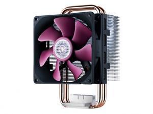 Cooler Master Blizzard T2  - CPU Cooler with Dual Loop™ CDC™ Continuous Direct Contact Heatpipes - Intel Socket LGA 1156/1155/1151/1150/775, AMD Socket FM2+/FM2/FM1/AM3+/AM3/AM2+/AM2