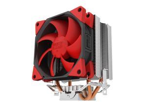 PC Cooler S98 CPU Cooler 90mm Fan Heatpipes for AMD Socket FM1/939/AM2/AM2+/AM3, Intel Socket LGA775 /LGA1155/LGA1156/1150