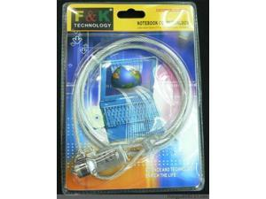 HQmade Notebook Laptop Computer Lock with Number Security Cable Chain