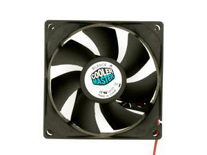 Cooler Master 80mm Case Fan Silent Fan for Computer Cases, CPU Coolers, and Radiators