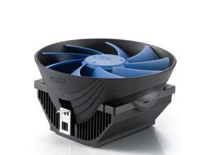 Deep Cool Dark Wind AMD - CPU Cooler with 120mm Ultra Silent Cooling Fan & Black Heatsink - For AMD CPU Socket FM1/AM3+/AM3/AM2+/AM2/940/939/754 89W
