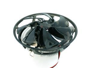 Cooler Master Dark 120 120mm Fan Radial Heatsink LGA 1155 1156 775 FM2 FM1 AM3+ AM3 AM2+ AM2 CPU Cooler