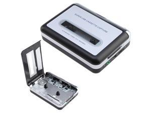 Tape to PC USB Cassette to MP3 CD Converter Capture Audio Music Player