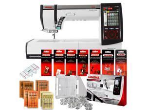 Janome Memory Craft Horizon MC12000 Professional Embroidery/Sewing/Quilting