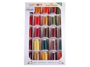 Amazing Designs Fall Thread 25 pc set
