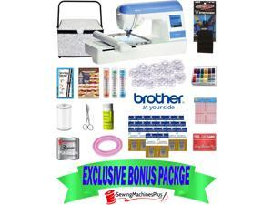 Brother PE-770 Embroidery Machine With USB Port + Exclusive Bonus Pack