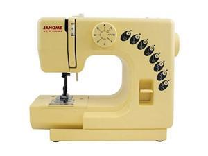 Janome Sew Mini Sewing Machine - Honeycomb