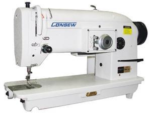 Consew 199R 1-needle, straight stitch, Type-3A w/Assembled Table & Motor