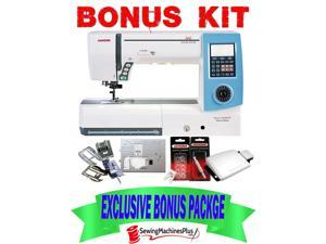 Janome Horizon Memory Craft 8900QCPSE Sewing Machine w/ EXCLUSIVE BONUS PACKAGE