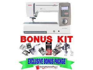 Janome Horizon 8900QCP Sewing Machine with Exclusive Bonus Package