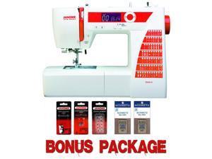 Janome DC2015 Limited Edition Computerized Sewing Machine w/ Bonus Package!