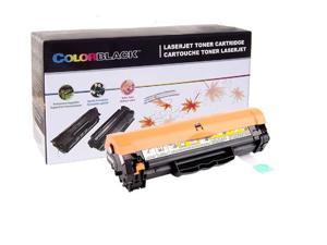 ColorBlack® 1 Piece / Box Premium Compatible HP CB435A XL Black Toner Cartridge With Chip,1800  Page High Yield @ 5% Coverage&#59; Suitable For Use In HP LaserJet P1002 / P1003 / P1004 …