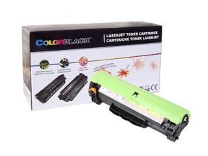 ColorBlack® 1 Piece / Box Compatible HP CE278A, 78A Black Toner Cartridge With Chip, 2100 Page Yield @ 5% coverage, Suitable For Use In HP LaserJet Pro P1566/ P1606dn/ M1536dnf …