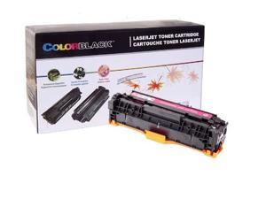 ColorBlack® Premium Remanufactured Toner Cartridge HP CC533A / 304A Magenta With Chip 2800 Page Yield @ 5% Coverage,  Suitable for use in HP Color LaserJet CP2025 / 2025n / 2025dn / 2025X